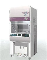 Multi Functional Bio-Work Station with built in centrifuge, shaking incubator, particle counter. Stem Cell Isolation or Cell Handling is ideally conducted in clean environment.