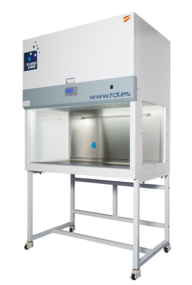 Vertical Laminar Flow Cabinet w/ RECIRCULATION